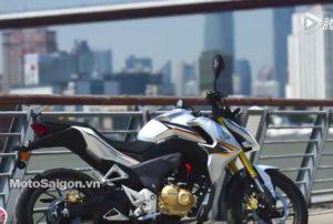 Tampilan Honda CB190R dan CBF190R