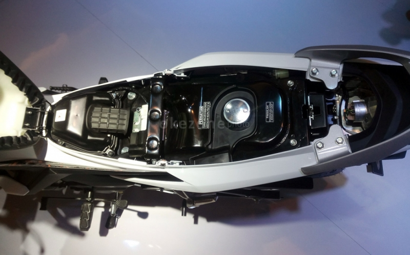 Tangki BBM All New Honda Sonic 150R