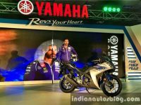 Yamaha R3 Racing Blue