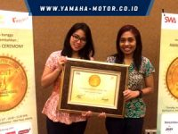 Yamaha V-Ixion Mengantongi Penghargaan Word of Mouth Marketing Award Kategori Sport 2015