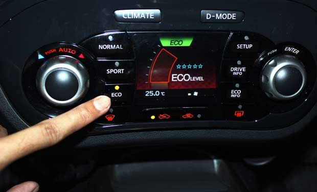 fitur eco drive pada mobil