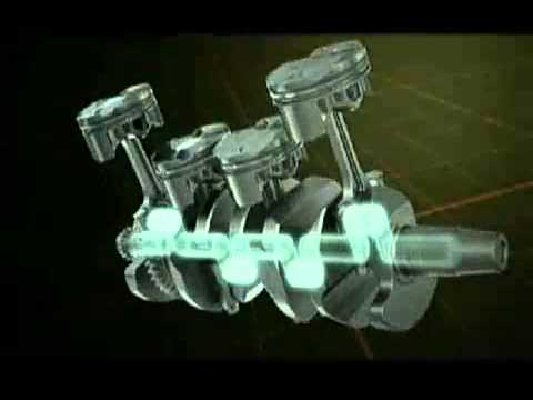 flatplane crankshaft