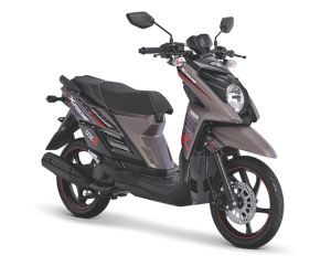 2017 Yamaha X ride Adventure Dark Grey