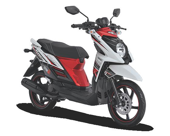Yamaha X Ride Tipe Mesin