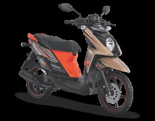 2017 Yamaha X ride Xplorer Gold titanium