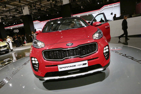 All-New Kia Sportage 2016 2