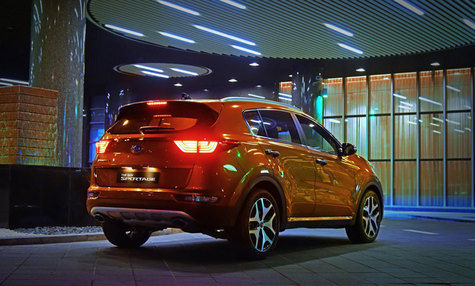 All-New Kia Sportage 2016 3