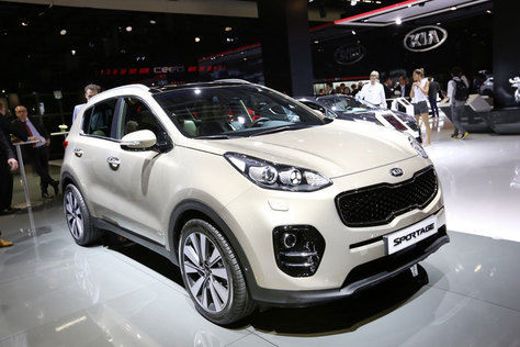 All-New Kia Sportage 2016