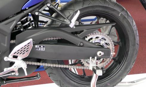 Alluminium Cast Wide Wheel & Wide Tire