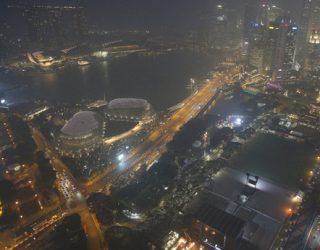 Balapan Grand Prix 2015 Singapura