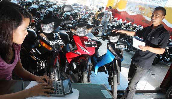 Bingung Menentukan Harga Jual Motor Bekas