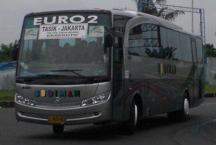 Bus euro 2