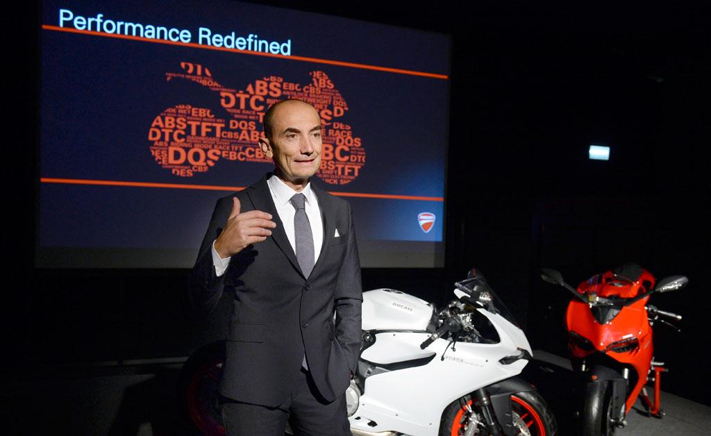CEO Ducati