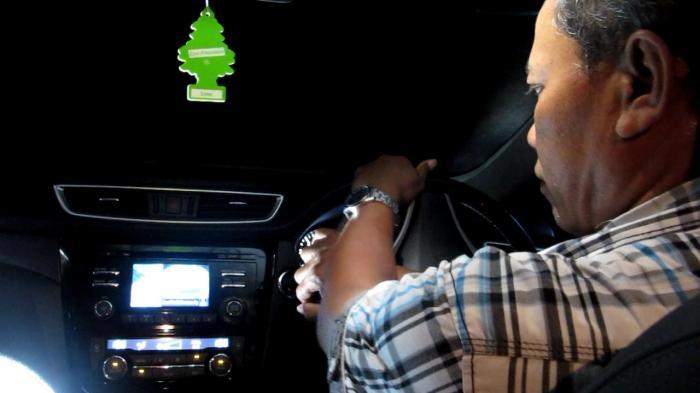 Cara kerja Around View Monitor (AVM) Pada Nissan All-New X-Trail