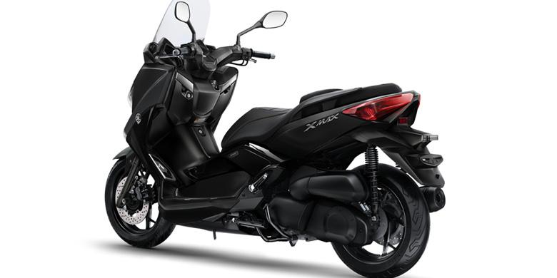 Design Yamaha X-max Hitam