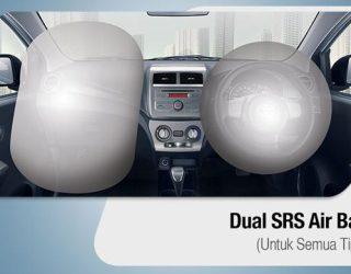 Fitur Keamanan Yang Membuat Toyota Agya Bisa Lulus Uji Tabrak ASEAN NCAP