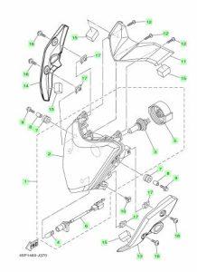 Harga Headlamp Yamaha Byson