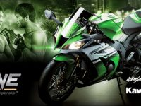 Kawasaki ZX-10R Mejeng di Acara One Fighting Championship
