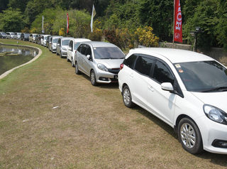 Mobilio Tes Jakarta-Bogor