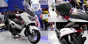 Modifikasi Yamaha NMAX Pakai Aksesoris Asal Eropa
