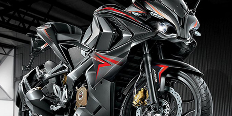 Pulsar RS 200 Black Edition
