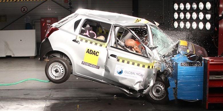 Tanggapan Datsun Mengenai Hasil Uji Tabrak Datsun Go di ASEAN NCAP