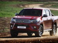 Toyota All-New Hilux Euro-Specs 2