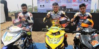 Yamaha MX King Berhasil Unjuk Gigi Di ajang Kejurnas Underbone 150cc