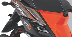 Yamaha X Ride 1
