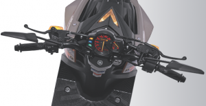 Yamaha X Ride 4