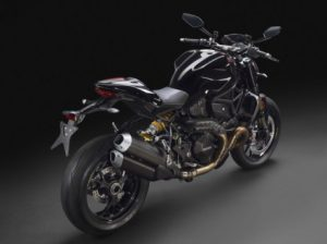 mega galeri foto new ducati monster 1200r hitam 2