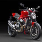 mega galeri foto new ducati monster 1200r merah 3