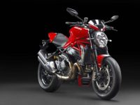 mega galeri foto new ducati monster 1200r merah 3