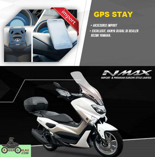 Aksesoris Ori Yamaha Nmax GPS STAY