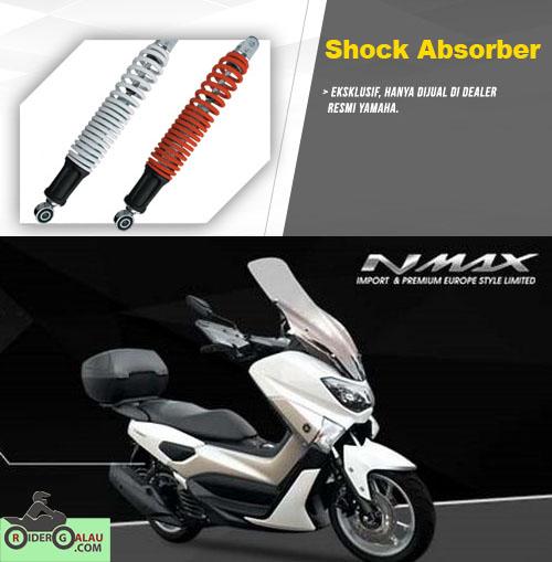 Aksesoris Ori Yamaha Nmax - Shock Absorber