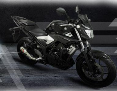 Aksesoris Yamaha MT25