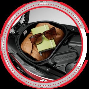 Bagasi Honda Revo FI