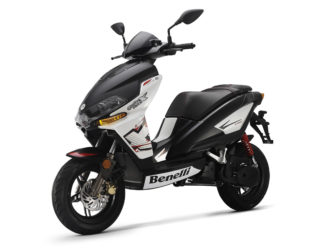 Benelli X 150 Putih