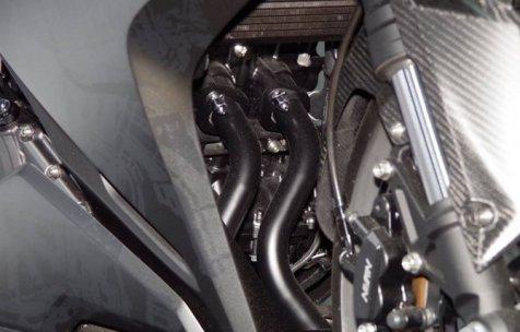 CBR250R Tokyo Motor show 2015 Dual SIlinder