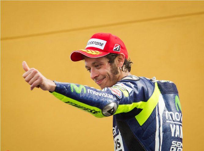 Dukungan Untuk Rossi