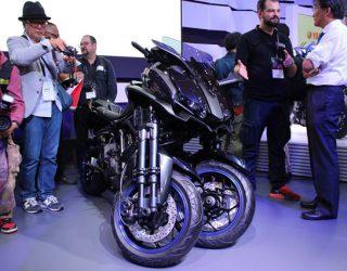 Foto Yamaha MWT-9 1
