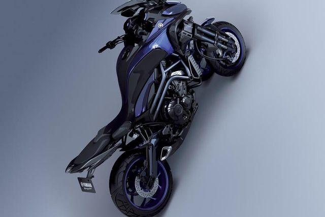 Foto Yamaha MWT-9 2
