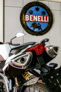 Galeri Foto Benelli BN 600 11