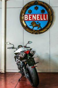 Galeri Foto Benelli BN 600 2