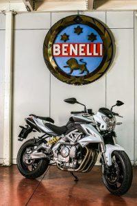Galeri Foto Benelli BN 600 3