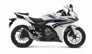 2016 Honda CBR500R