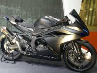 Honda CBR250RR Super Light Weight Concept 2 silinder terbaru