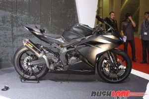 Honda CBR250RR Super Light Weight Concept Dual Silinder 1