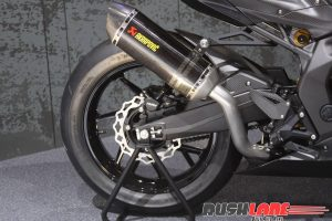 Honda CBR250RR Super Light Weight Concept Dual Silinder 19
