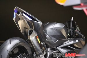 Honda CBR250RR Super Light Weight Concept Dual Silinder 22